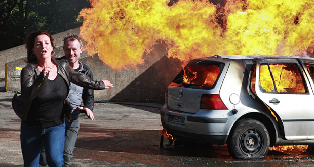 FX Products/ 2014  Fair City Car Fire