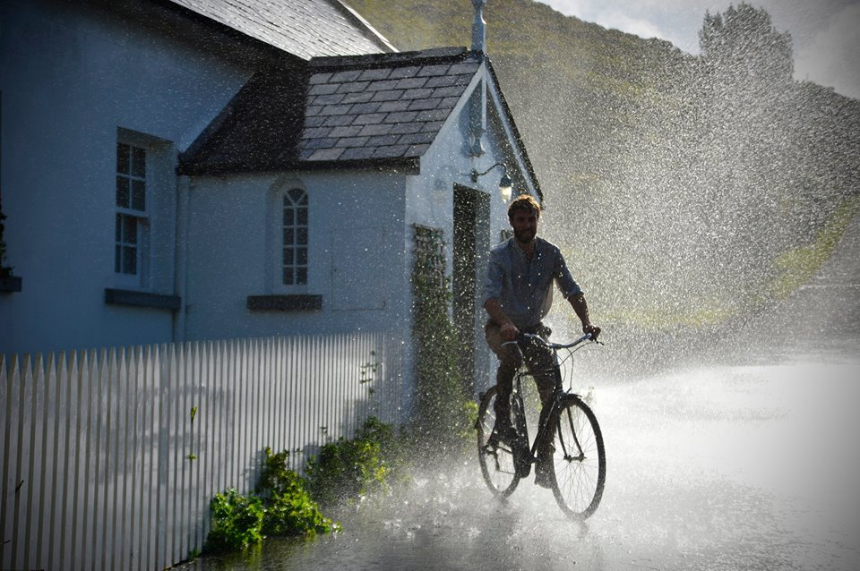 FX Products/ 2016  Kerrygold 'The wetter the weather, the better the butter'