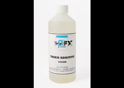 FX Products/ 2017  Thixo Silicone Additive
