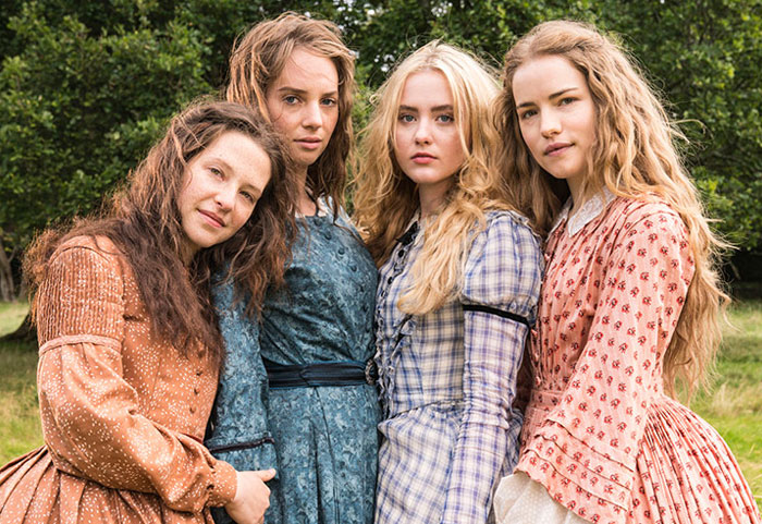 Production News/ 2017  Little Women