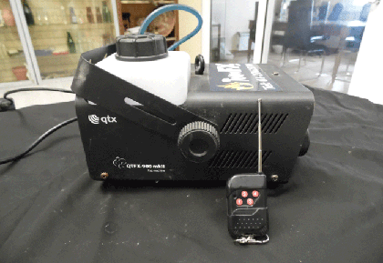 General/ 2018  QTFX-900 Smoke Machine