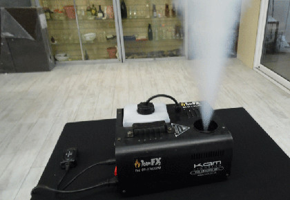 General/ 2018  1600V Smoke Machine