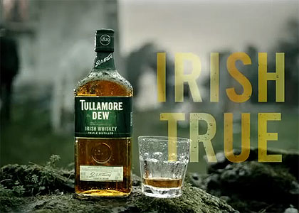 FX Products/ 2013  Tullamore Dew Irish Whiskey