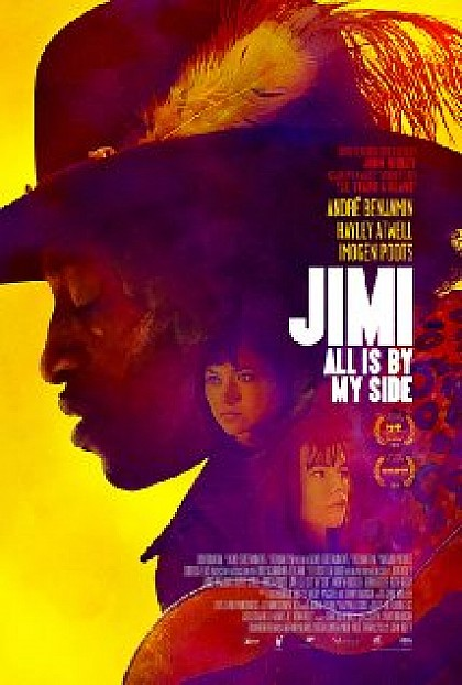 Motion Picture/ 2013  Jimi : All Is by My Side