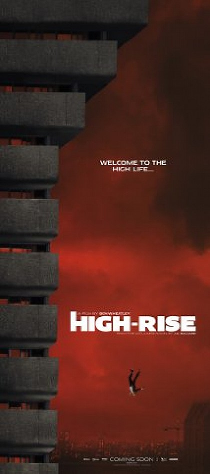 Motion Picture/ 2015  High-Rise