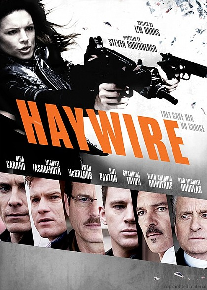 Motion Picture/ 2011  Haywire