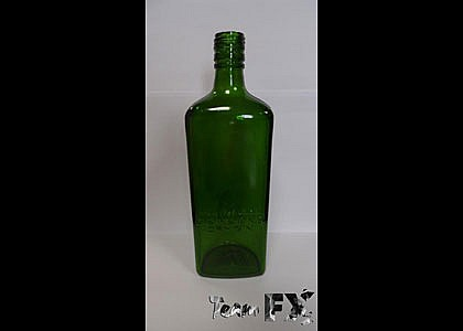Products For Sale/ Breakaway Gordons Gin Bottle